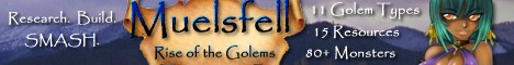 Muelsfell: Rise of the Golems