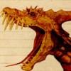 pale draconauga